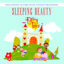Sleeping Beauty - Hollywood Actors With Studio Orch (2014, CD Maxi Single NUEVO)