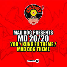 You / Kung Fu Theme / Mad Dog Theme - Mad Dog Prese (2014, CD Maxi Single NUOVO)