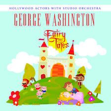George Washington - Hollywood Actors With Studio Or (2014, CD Maxi Single NUOVO)