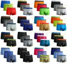 3 or 6 Pack Mens Low Rise Brief 100% Authentic Boxer Shorts Trunks Underwear