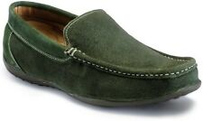 Branded Export North Union Light Green Leather Shoes/ Loafers For Men & Boys