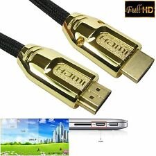 PREMIUM HDMI Cable v2.0 High Speed 4K UltraHD 2160p 3D Lead 1M/2M/3M - 10M Metre