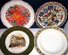 COLLECTABLE PLATES - PORCELAIN and OTHER  click SELECT to browse or order