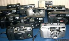 EARLY CAMERAS 35mm working order 1980/90  click on - SELECT - to browse or order