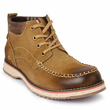ACTION SHOES NOBILITY MEN CASUAL SHOES NL-2516-CAMEL