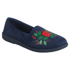 ACTION SHOES FLORINA WOMEN BELLY SHOES BN-1024-NAVY