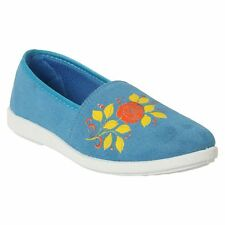 ACTION SHOES WOMEN BELLY SHOES BN-1024-S-BLUE