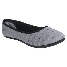 ACTION SHOES FLORINA WOMEN BELLY SHOES BN-1310-NAVY