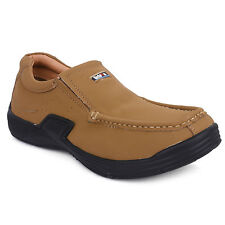 ACTION SHOES DOTCOM MEN CASUAL SHOES DCE-256-CAMEL