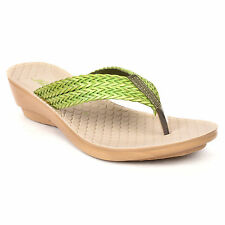 Action Shoes Florina Women Slippers PL-3922-GREEN