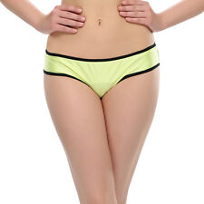 Clovia Fluorescent Green Trendy Panty With Power Net (PN0360P11)