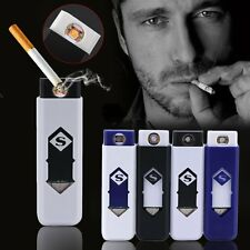 USB Charging Smart Electronic Cigarette Lighter With Rechargeable Battery FQ
