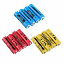 18650 3.7V 12000mAh Rechargeable Li-ion Battery for LED Torch Flashlight FQ