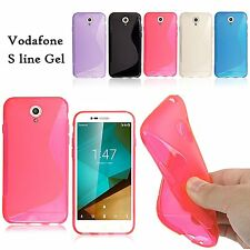 S Line Wave Gel Silicone Rubber Gel Case Cover for OnePlus X