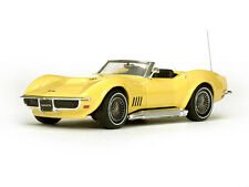 Chevrolet Corvette Modello 1968 Safari Yellow Scala 1:43