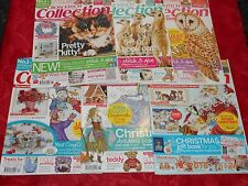 2014b Cross Stich Collection Magazine-various-see menu-many pictures per issue
