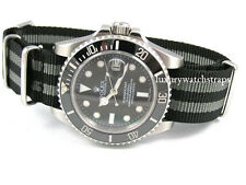 MILITARY G10 NATO® JAMES BOND DANIEL CRAIG STRAP FOR STEINHART WATCH 22mm 24mm