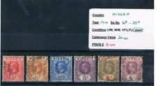GB Commonwealth Stamps - African areas