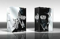Star Wars - The Original Trilogy (DVD, 2006, 4-Disc Set, Box Set)