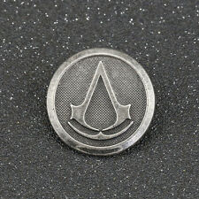 Abstergo Assassin's Creed Brooch Pin Badges