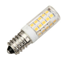 E14/G4 4W Dimmable LED Bulb 350lm 44 SMD Pure white/Warm White Corn Light Lamp A
