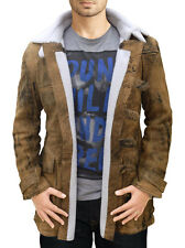 The Dark Knight Rises Bane Real Cow hide Leather Jacket