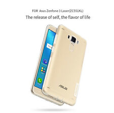 Nillkin Nature Soft TPU Back Cover for Asus Zenfone 3 Laser ZC551KL (5.5 inch)