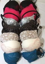 NWT VICTORIAS SECRET  BOMBSHELLS ADDS 2-CUP PLUNGE BRA PICK YOUR SIZE