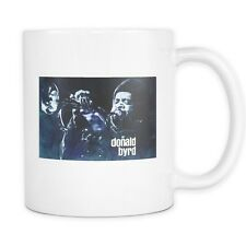 Donald Byrd - Places And Spaces Jazz White Mug