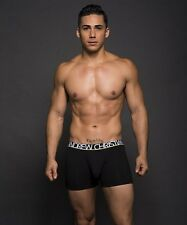 Men's ANDREW CHRISTIAN ALMOST NAKED COTTON BOXER GENUINE UNDERWEAR 90083 Size S