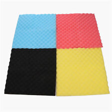 Acoustic Soundproof Sound Stop Absorption Pyramid Studio Foam Board