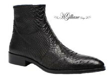 Hommes Chaussures Bottines en Python model BRAD par HGilliane Design Eu 33 au 46