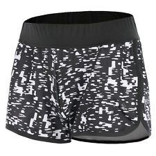 AB0117 ADIDAS Climalite Women's GRAPHIC Shorts Running Pants GENUINE UK  -L -XL