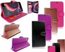 New  Pu Leather Stand Flip Card Wallet Cover Case For ZTE Axon 7 Mini