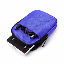 """WD Hard Disk Drive Pouch case for 2.5"""" HDD WD Seagate Slim Sony Dell Toshiba"""