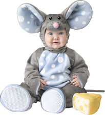 Costume Carnevale Topolino 0-24M Incharacter Baby Carnival Costume Lil' Mouse