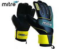 *BRAND NEW* MITRE - ANZA G2 DURABLE - BLACK/CYAN/YELLOW - SIZES: 7. 8, 9, 10, 11