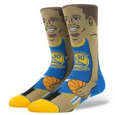 Stance Sock Calze S. Curry Nba Cartoon Blue M545C16SCU-BLU