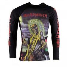 TATAMI KIDS TATAMI X IRON MAIDEN KILLERS RASH GUARD MMA BJJ JIU-JITSU