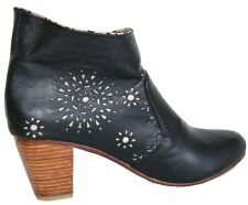 Femme chaussures bottines cuir model COSMO Eu 33 to 44