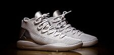Nike Air Jordan Reveal New Men's White Silver Trainers 100% Authentic All Sizes
