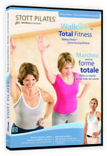 Stott Pilates: Walk On to Total Fitness (2007, DVD NUOVO) Mer400 (REGIONE 1)