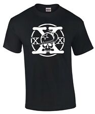 T-SHIRT | STRAIGHT EDGE | XXX | Skull Design | Hardcore Punk Drug Free Youth SxE
