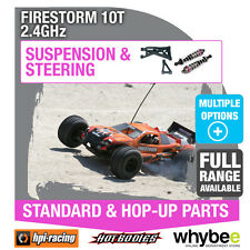 HPI FIRESTORM 10T 2.4GHz [Steering & Suspension] Genuine HPi Racing R/C Parts!