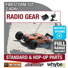 HPI FIRESTORM 10T 2.4GHz [Radio Gear] Genuine HPi Racing R/C Parts!