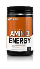 Optimum Nutrition Amino Energy, Strawberry Lime, 30 Servings