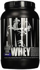 Universal Nutrition Animal Whey Isolate Loaded Whey Protein Powder Supplement,