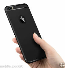 Enflamo Soft Silicone Slim Back Cover Case For Apple iPhone 6 / 6S & 6 Plus
