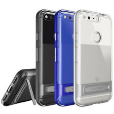 Genuine VRS Design Crystal Bumper Series Hybrid Rear Case Cover for Google Pixel