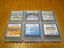 Nintendo DS Games - MARIO COLLECTION - Select From List - Nintendo DS/DSi